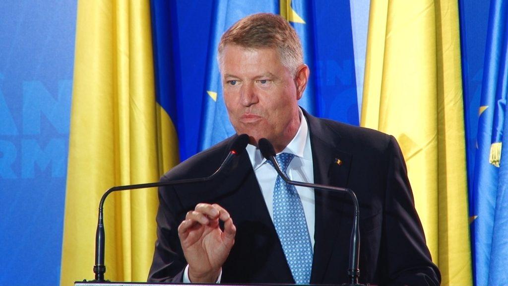 Iohannis:  PSD a ajutat UDMR să treacă prin Camera Deputaţilor o lege care acordă o autonomie largă Ţinutului Secuiesc