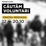 Se caută voluntari pentru Memoriile Cetății