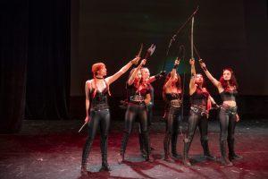 Premieră: Voievodinele – Fiicele lui Dracula, primul music-hall cu subiect istoric românesc