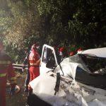 Groaznic accident în Hunedoara cu doi morți și doi răniți