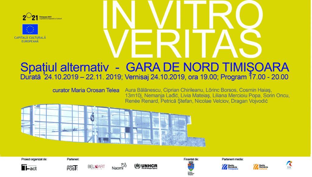 Expoziţie de artă contemporană la Gara de Nord
