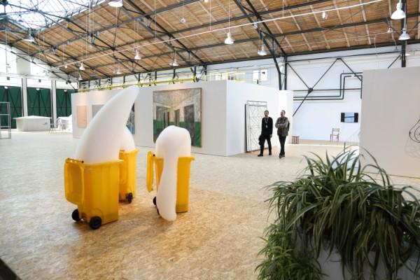Bienala Art Encounters continuă în forță toată luna octombrie
