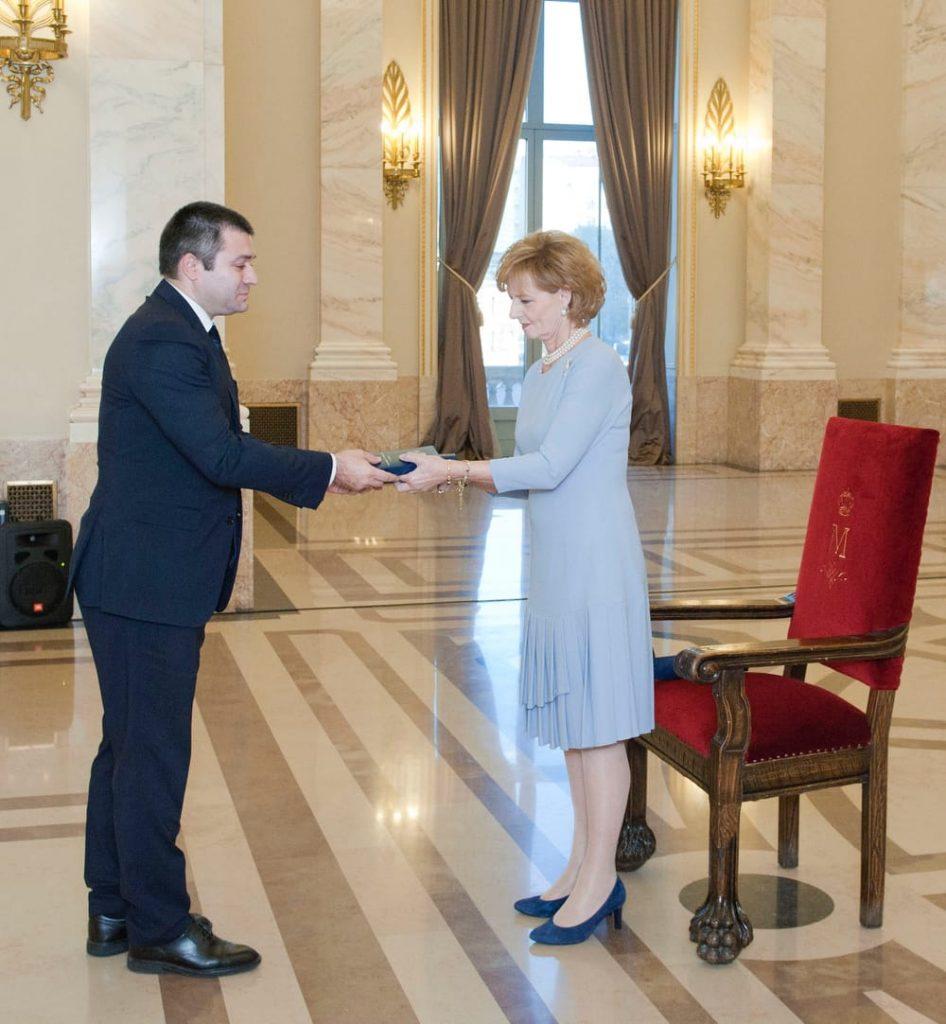 UVT a fost decorată de Casa Regală a României