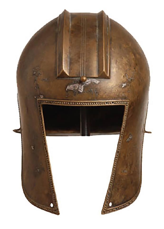 Coiful de la Găvojdia la Muzeul Național al Banatului