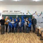 Sprijin pentru elevii care fac şcoala la Biled