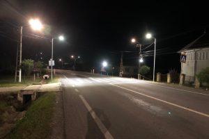Cu bani europeni, Gătaia trece la iluminat public cu LED-uri