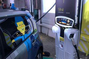 Timișoara are cea mai mare infrastructură publică de încărcare a mașinilor electrice din ţară