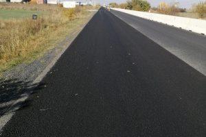 CJT asfaltează drumul dintre Săcălaz și Dudeștii Noi. Se conturează minicentura de vest a Timișoarei
