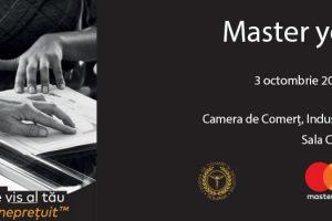 "Conferința ""Master Your Card"" ajunge la Timișoara"