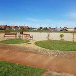 Satul Utvin se mândrește cu un parc modern/VIDEO