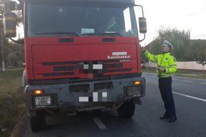 Peste 600 de autovehicule controlate în cadrul acțiunii Truck&Bus
