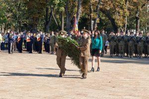 Foto. Ziua Armatei a fost sărbătorită la Timișoara