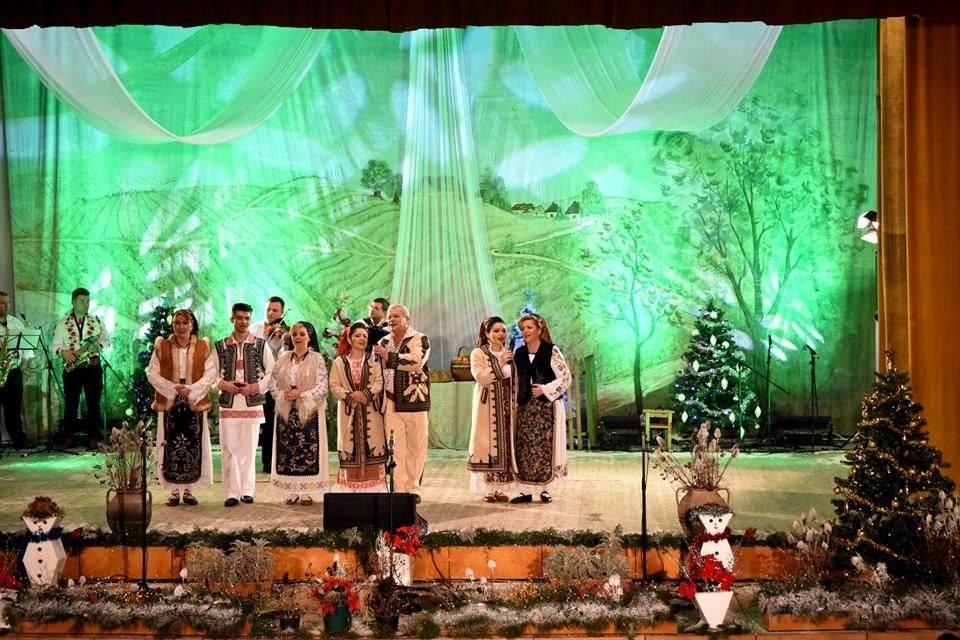 """""""La gazda de omenie"""", concert de colinde la Buziaș"""