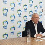 PMP Timiş: Stop zvonurilor! PMP Timiș merge singur la alegeri!