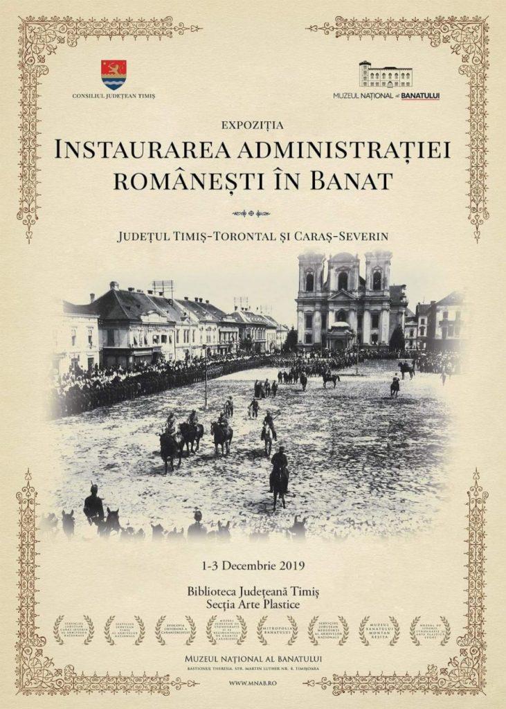 Expozitie inedită la Muzeul Banatului, de 1 Decembrie