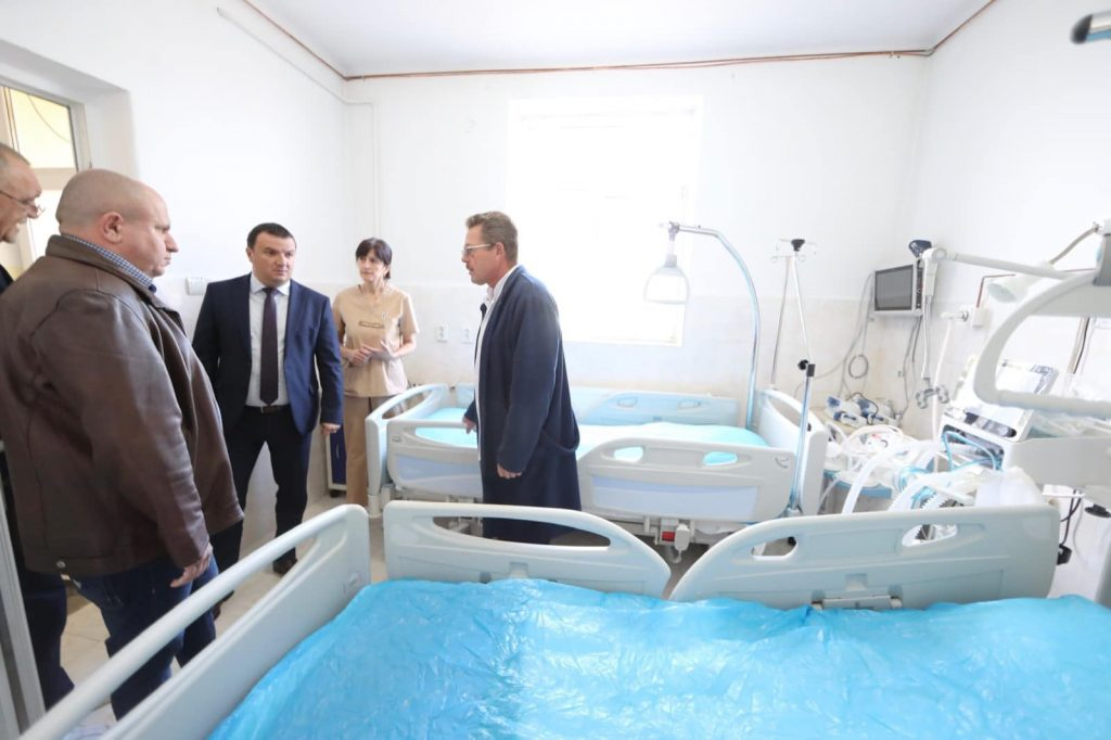 Aparatura noua pentru Spitalul din Făget