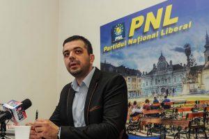 Marian Vasile pleacă din PNL şi CJT. Acuză grave derapaje ale conducerii liberale