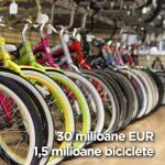 Timișoara va avea cea mai mare fabrică de biciclete din estul Europei