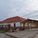 Stadiul lucrărilor la Căminul Cultural din comuna Giarmata