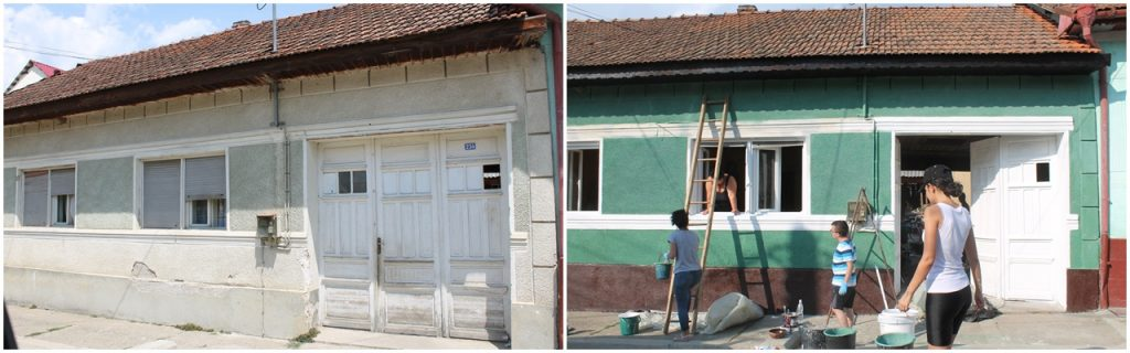 Acasă în Banat va aduce culoare unui sat din Timiș anul viitor