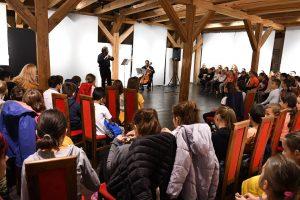 Concert–lecție de Istoria Muzicii la Muzeul Naţional al Banatului