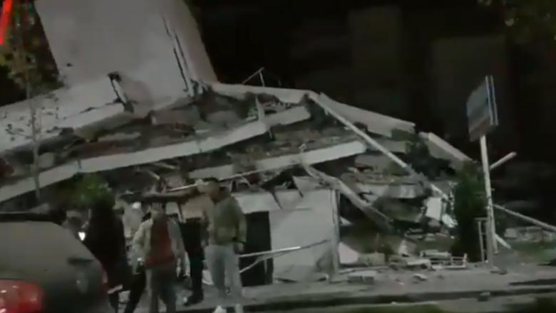 Cutremur în Albania, sunt cel puțin 3 morți și 150 de răniți