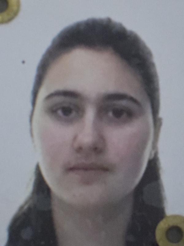 Ați văzut-o pe această fată din judeţul Arad? Sunați la 112!