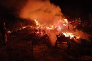 Tragedie la Timişoara. Un bărbat a ars în adăpostul improvizat