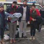 Cinci cetățeni din Irak, opriţi la frontiera cu Serbia