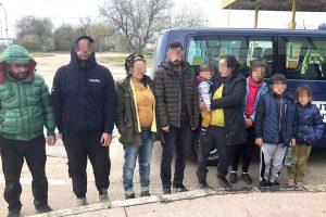 12 afgani călăuziţi de un cetăţean român, depistaţi de poliţiştii de frontieră timişeni