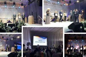 19 companii timișene au primit Trofeul Virtual Power Plant, pentru implicare în programe de eficiență energetică