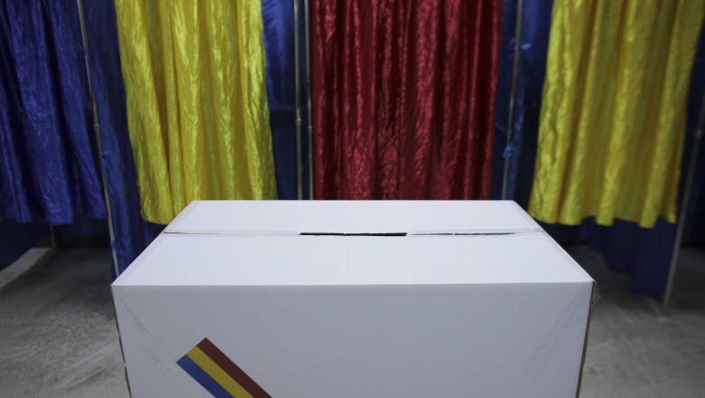 Un bărbat a murit într-o secție de votare