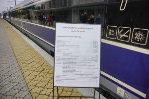 CFR Călători: Vagoane modernizate pe relația Iași – Timișoara și retur
