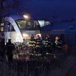 Bărbat scăpat, prin minune, dintr-un accident feroviar