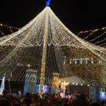 Târgul de Crăciun de la Timișoara și-a deschis oficial porțile
