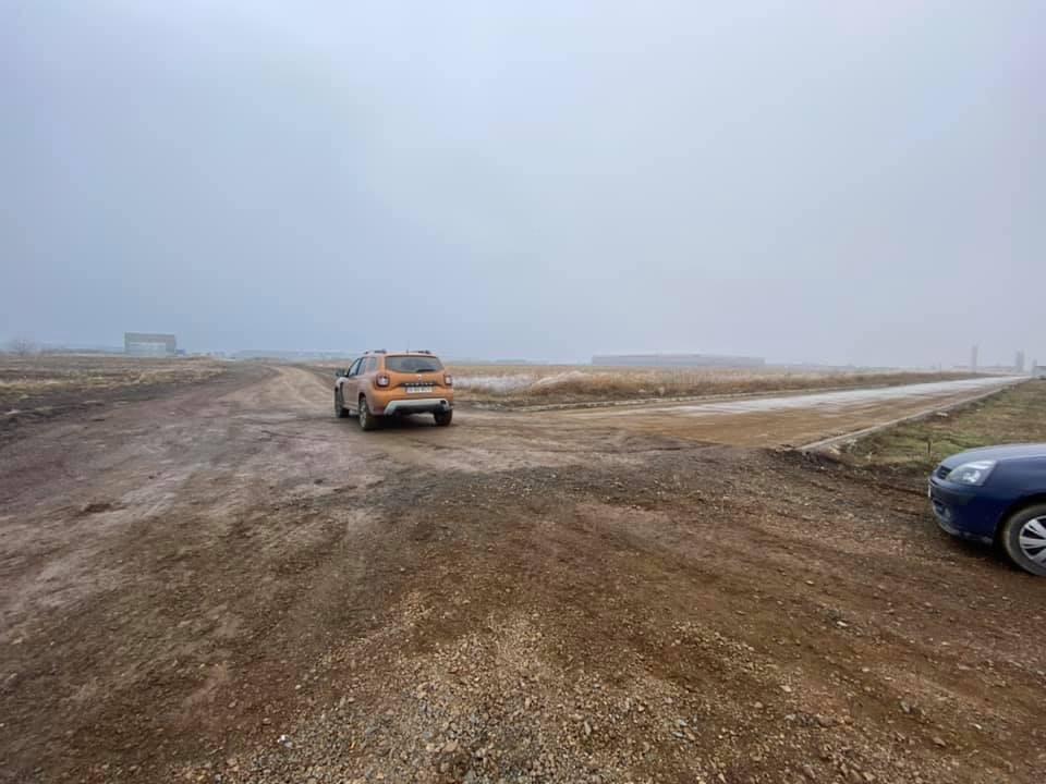 Varianta de ocolire a drumului judetean Timişoara – Lipova este data în folosință şoferilor