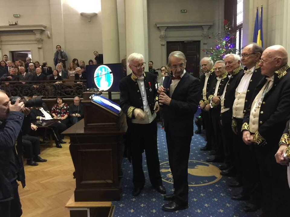 Profesori ai UPT, premiați de Academia Română