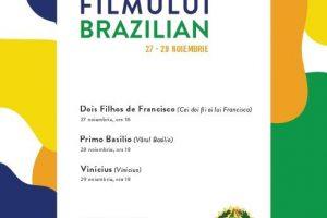 Zilele Filmului Brazilian la UPT