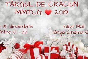 Târg de Crăciun caritabil, o tradiție a MMTCG