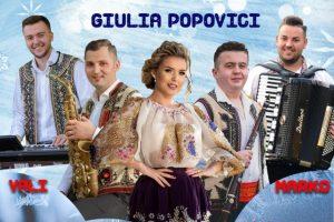 Seară specială dedicată Crăciunului, cu muzică populară, joc și voie bună la Biled