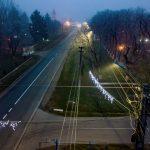Iluminatul public din Maşloc a fost modernizat