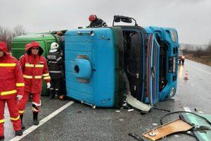Crăciun negru pe șosele. 27 de oameni au murit în ultimele zile în accidente