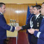 Avansări în grad la Poliţie cu prilejul zilei de 1 Decembrie