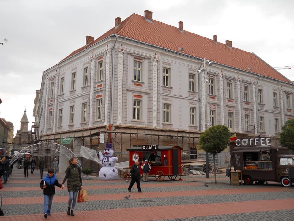 Ultimatumul lui Robu pentru locatarii clădirilor degradate din Cetate