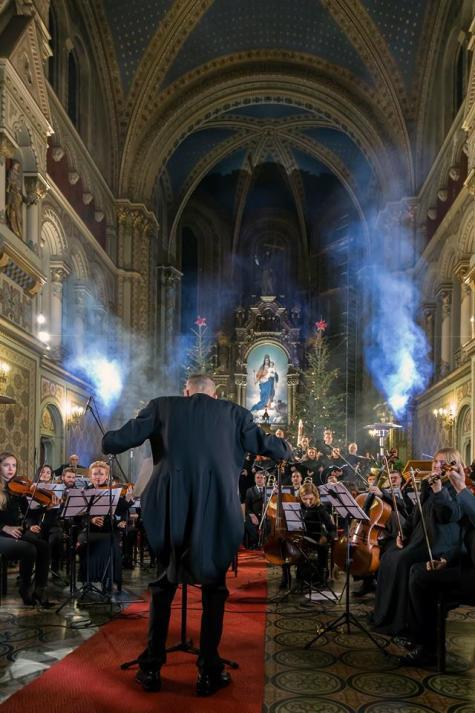 Concerto di Natale, la Biserica Millennium din Piaţa Traian
