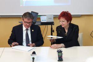 Acord de colaborare privind deschiderea reprezentanței CCIAT la New York și a reprezentanței RABC la Timișoara
