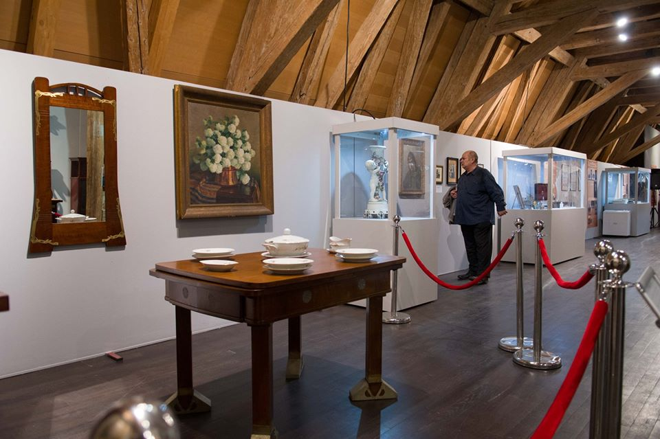 Foto. S-a deschis expoziţia Tezaurul Muzeului Național al Banatului