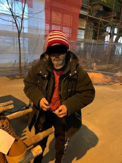 Încă un bărbat care a furat de la căsuțele din Piaţa Victoriei, depistat de polițiștii locali