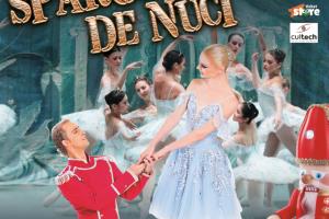 """Teatrul de Operă și Balet din Kiev aduce """"Spărgătorul de Nuci"""" la Timişoara"""