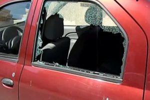 Un arădean a distrus șapte maşini într-o singură noapte